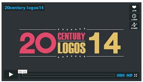 Video infografía: Los mejores logos del siglo XX